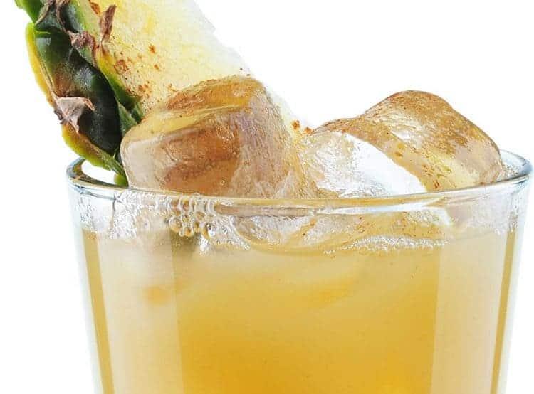 Как готовится водка с соком грейпфрутовым