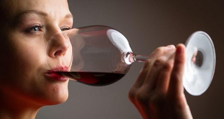 запах вина