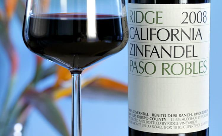 Как подавать вино зинфандель