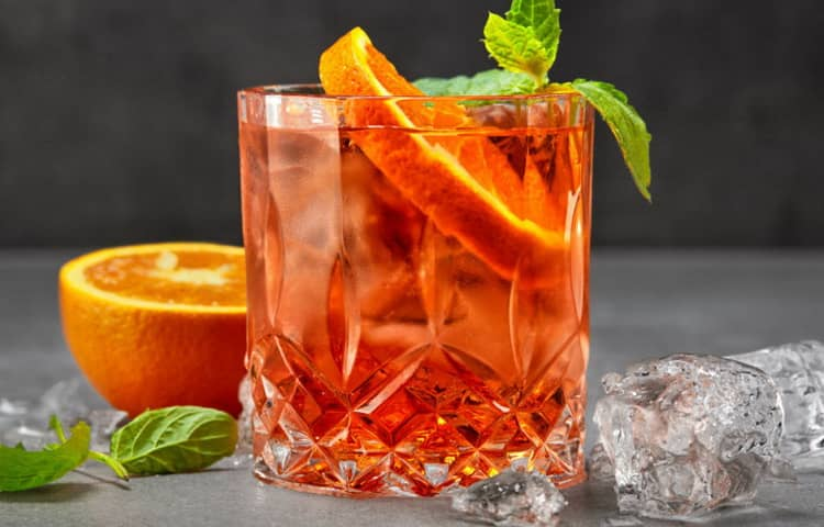 коктейль зомби состав с цитрусовыми