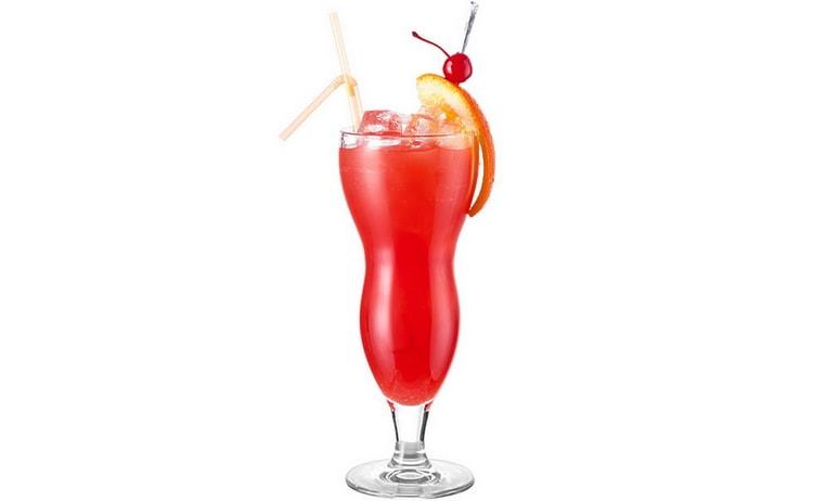 Классический рецепт коктейля зомби