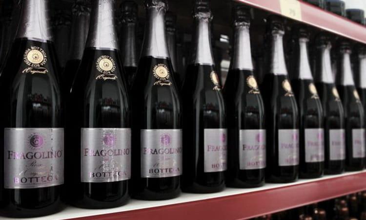 Как выбрать шампанское fragolino