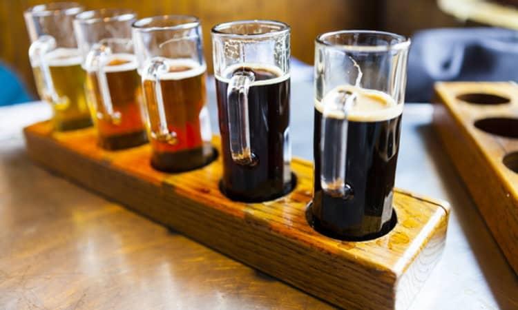 сорта крафтового пива
