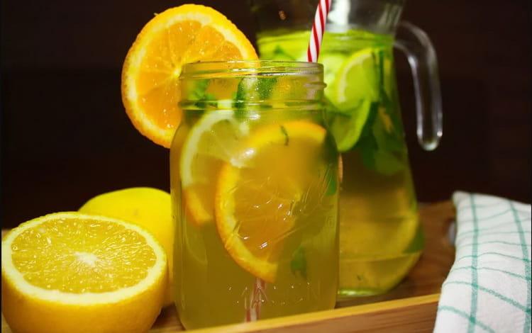 имбирный эль безалкогольный рецепт