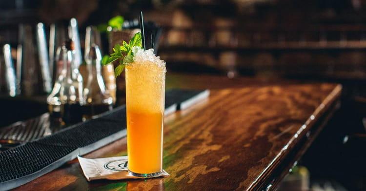 История zombie cocktail