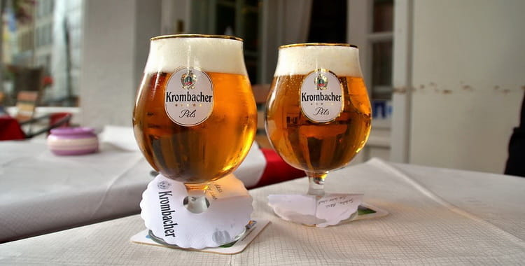 Пиво Кромбахер и его особенности
