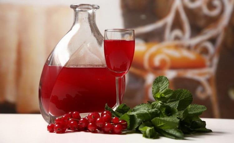 вино в домашних условиях простой рецепт с красной смородины