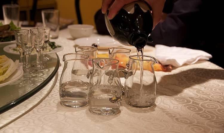 Как подавать водку муай тай