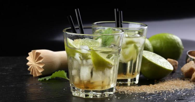 кайпиринья классический рецепт коктейля