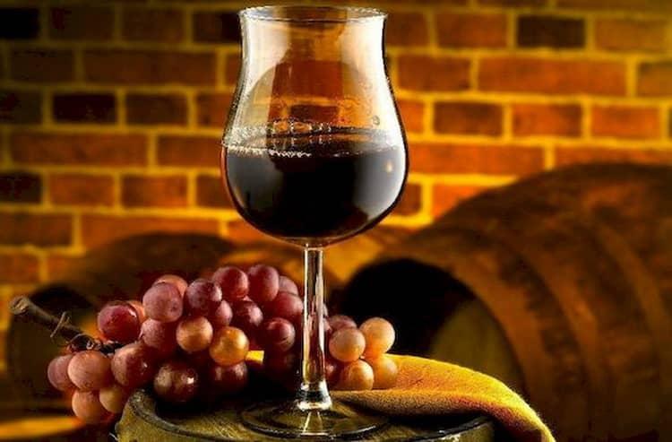 Как подавать вино коммандария кипр