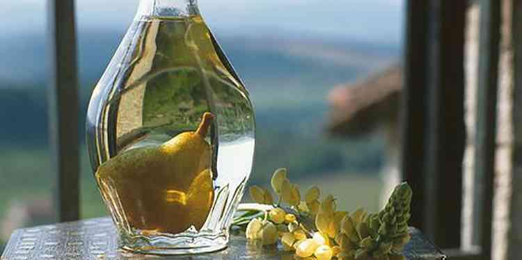 Грушевая водка характеристика напитка