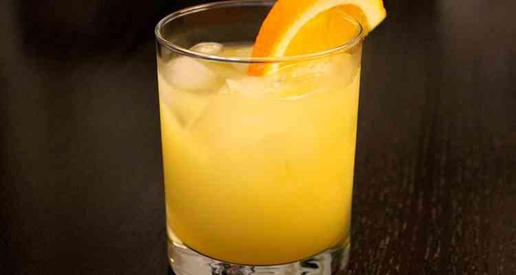 Грушевая водка в составе коктейлей