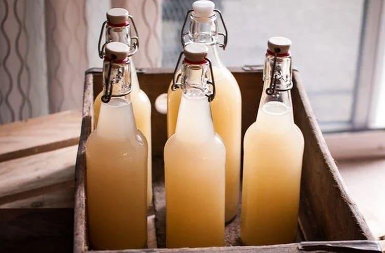 Имбирное пиво является не просто ароматным и вкусным, но еще и полезным напитком.