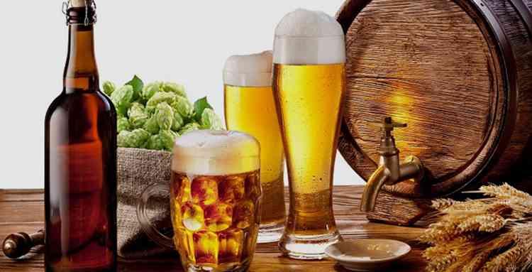 Ирландское пиво украсит ваш вечер