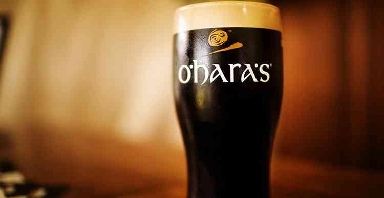 Ирландское пиво как подавать напиток