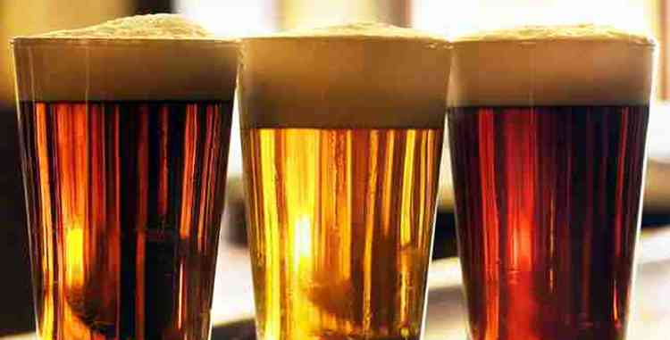 Ирландское пиво в составе коктейлей