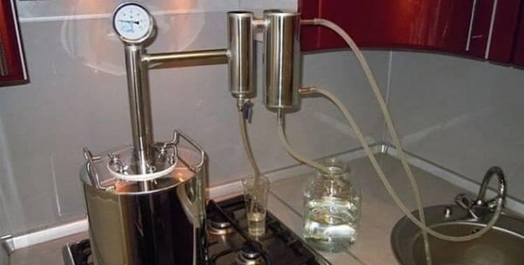 Как соединить шланги на самогонном аппарате сделать пивоварню домашнюю