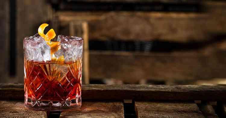 Кампари история напитка