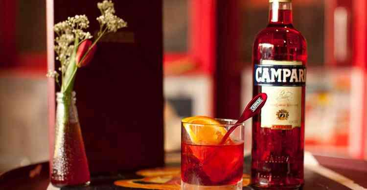 Кампари как купить оригинальный напиток