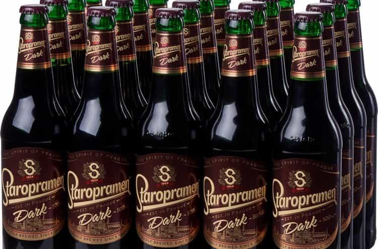 темное пиво Старопрамен тоже принадлежит к этой разновидности хмельных напитков.