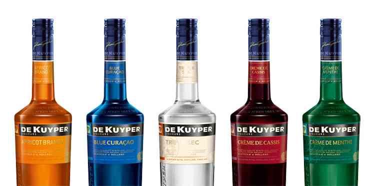 Ликер Де Кайпер какие бывают виды напитка