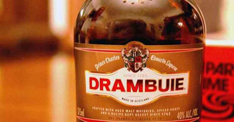 Ликер Драмбуи характеристика напитка