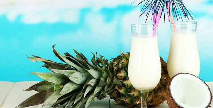 Ликер пина-колада история создания напитка