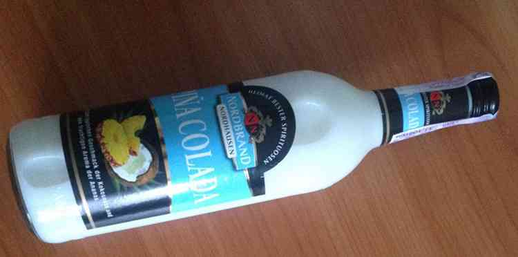 Ликер пина-колада как купить оригинальный напиток