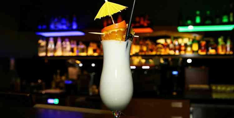 Ликер пина-колада как правильно пить напиток