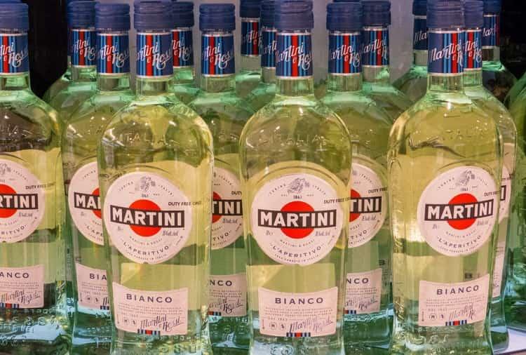 Дегустационные характеристики мартини бьянко