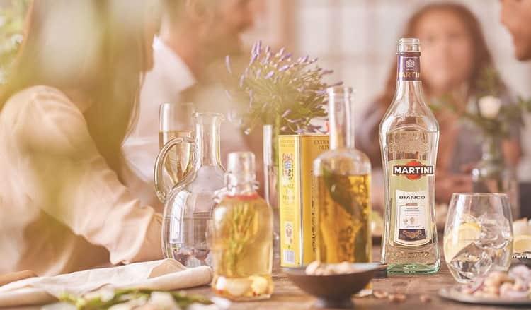 Как подавать мартини бьянко