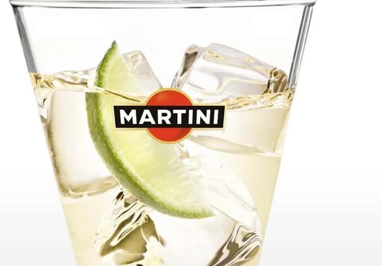с чем пьют мартини бьянко