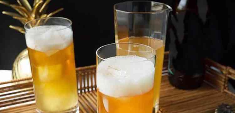 Пиво Жигули в некоторых коктейлях
