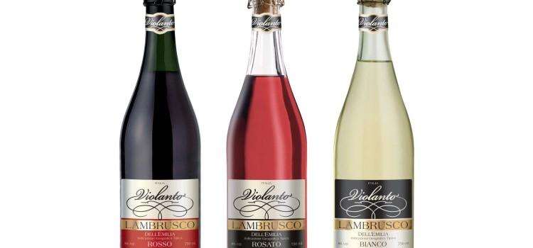 Шампанское Ламбруско