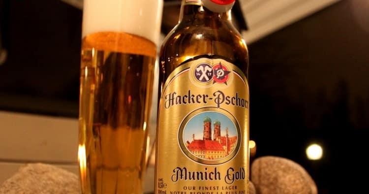 Это пиво начинают варить с середины октября.