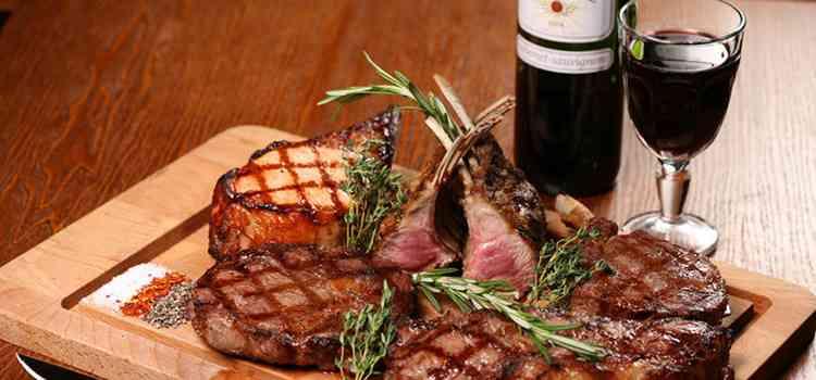 Вино к мясу правила сочитания