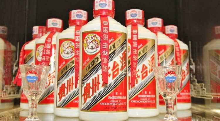 китайская водка маотай как купить оригинал