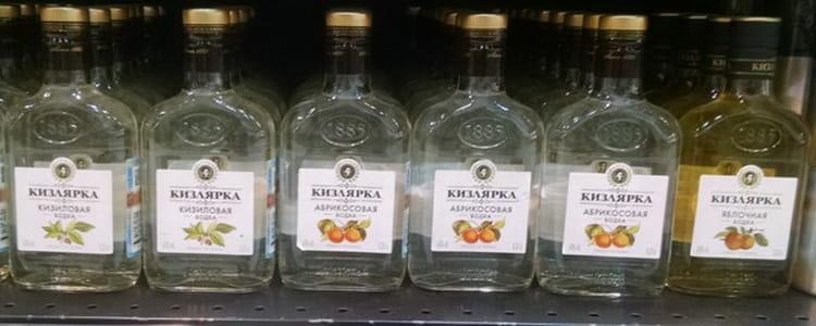 Как не прогадать с кизлярской абрикосовой водкой