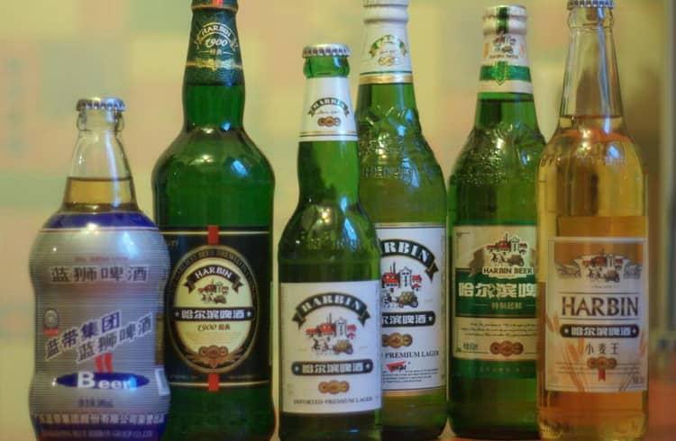 Разновидности пива в китае