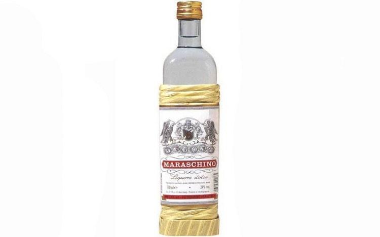 Производство ликера maraschino