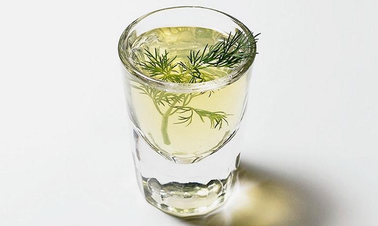 домашние настойка укропа на водке лучшие рецепты