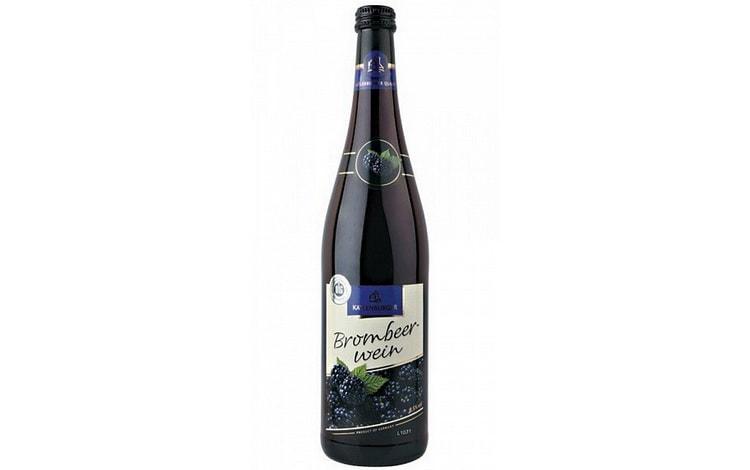 Как не прогадать с оригинальным ежевичным вином
