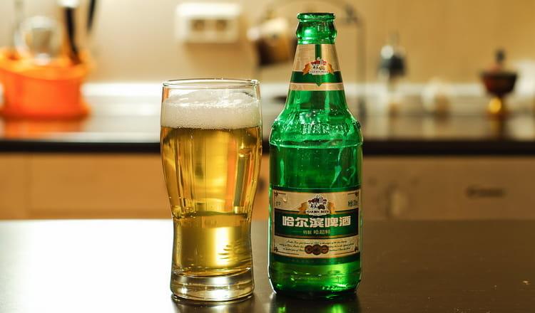 Как подавать пиво с китая