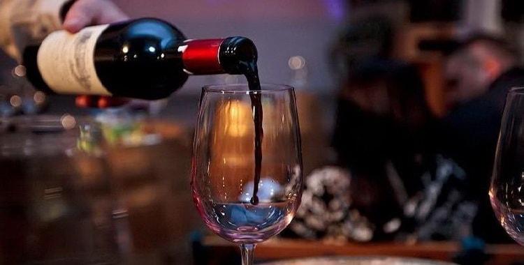 Красное сухое вино и его особенности