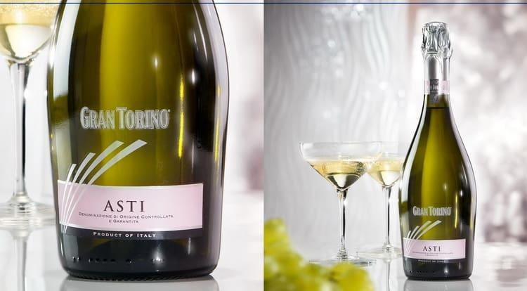как принято подавать шампанское в Италии