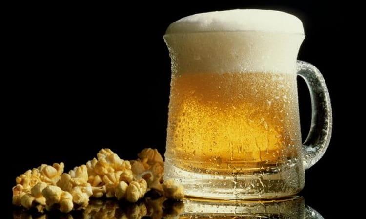 как делать ерша из пива и водки