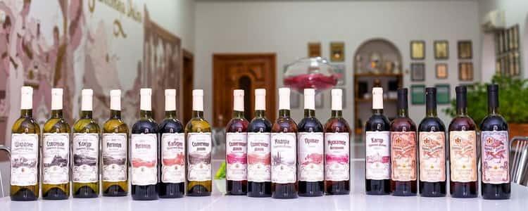 Чем выделяются крымские вина