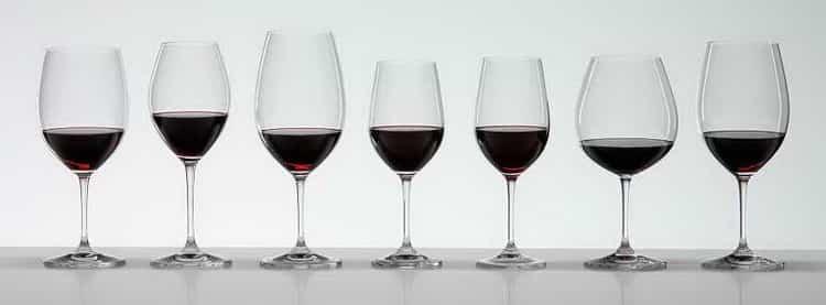 В каких бокалах подавать крымские вина
