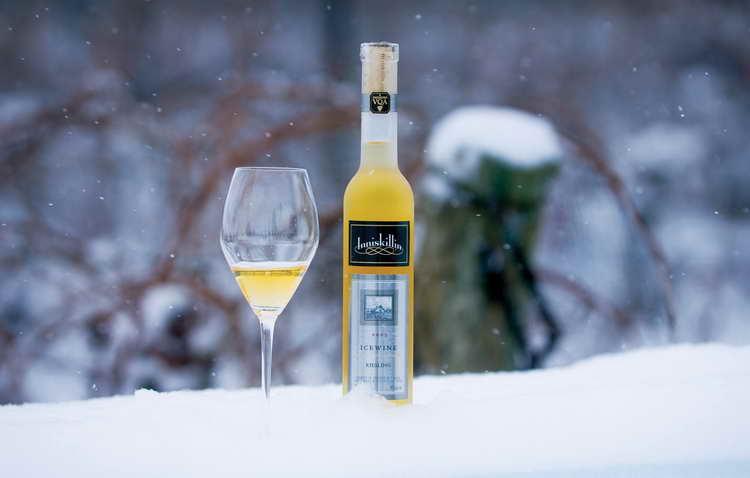 цвет ледяного вина