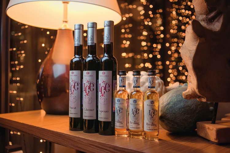 Ледяное вино:что это такое